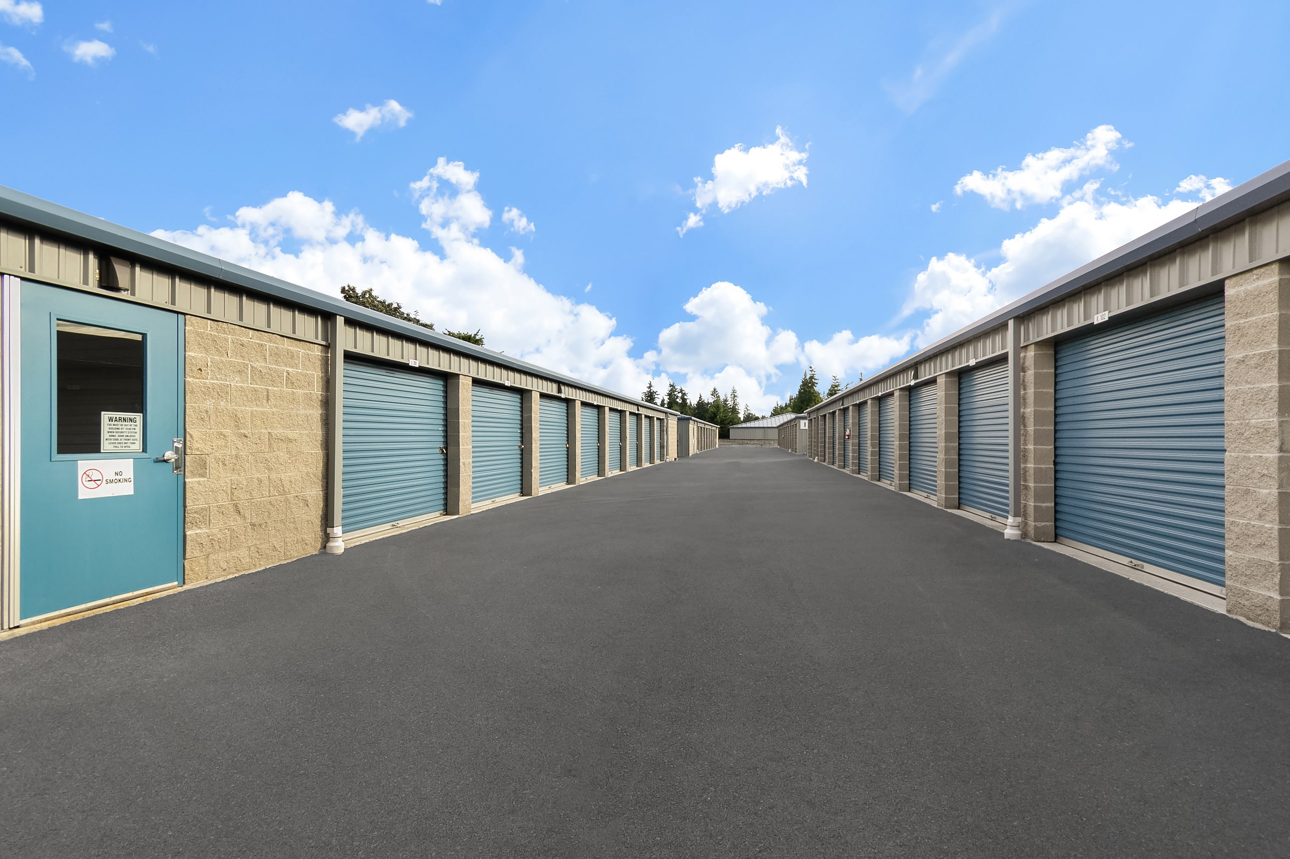 Exterior Storage Units in Edmonds, WA