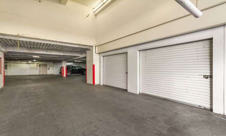 Covered Parking at Belltown Self Storage