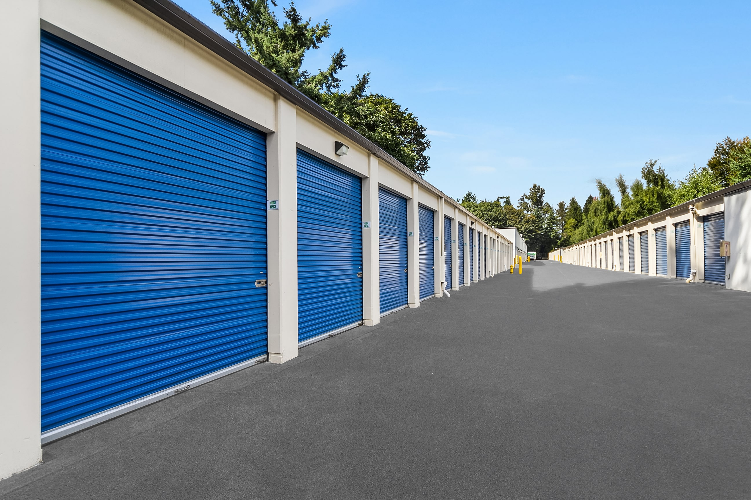 Exterior Self Storage Federal Way, WA