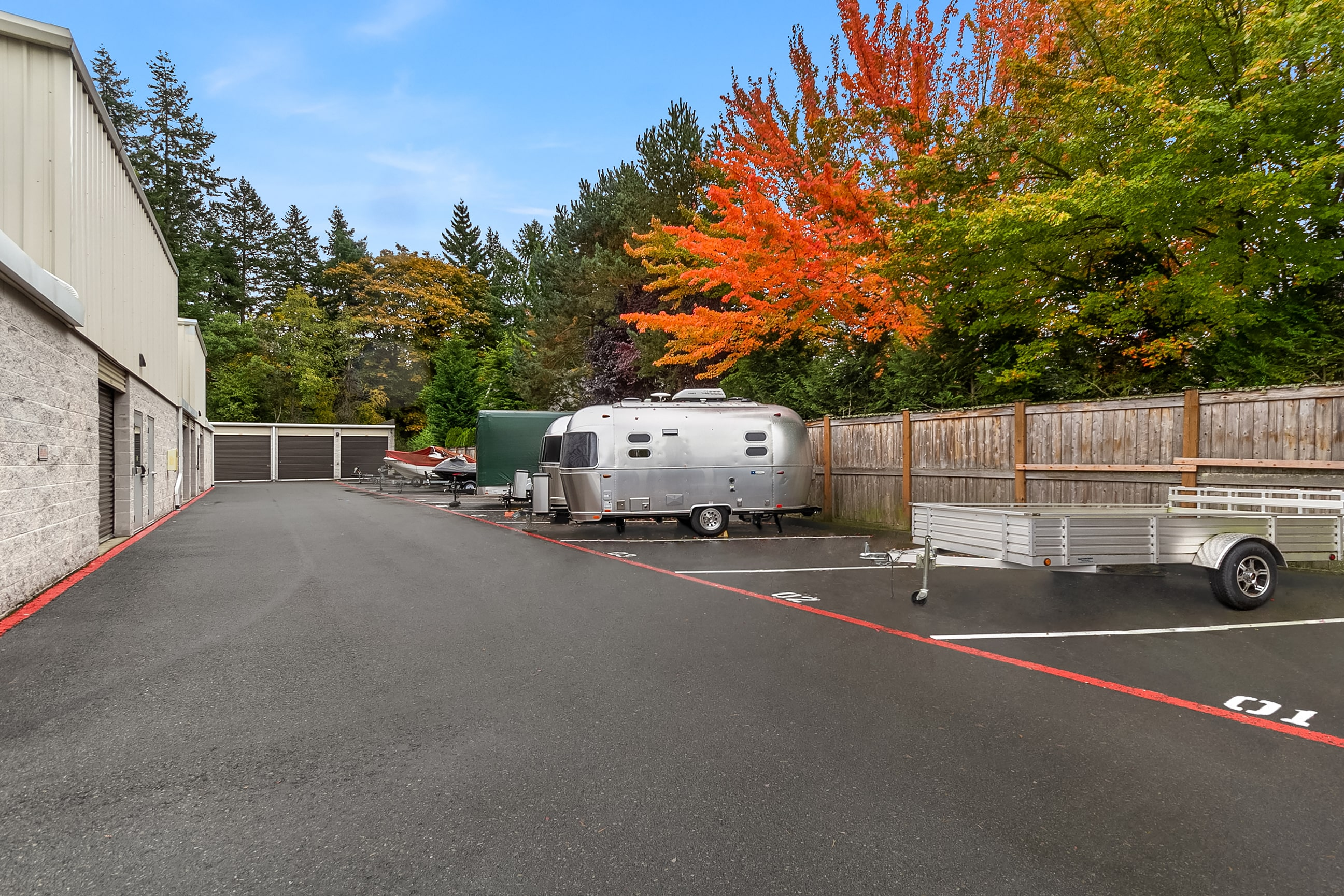 Self Storage in Mercer Island, WA