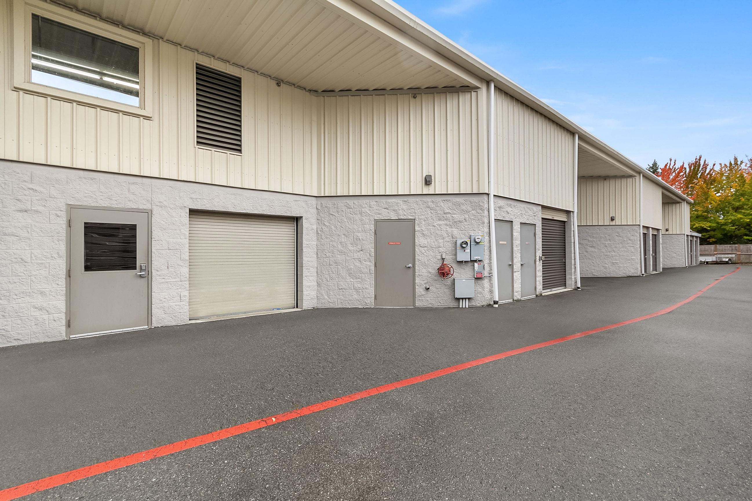 Self Storage Facility Mercer Island, WA