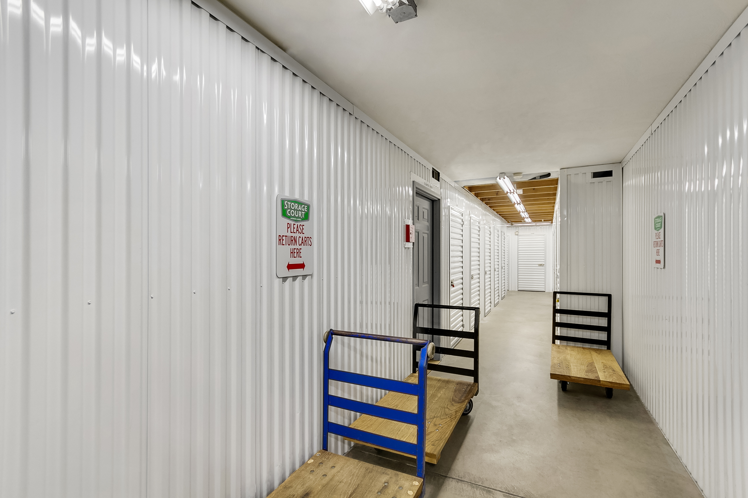 Interior Storage Units Monroe, WA