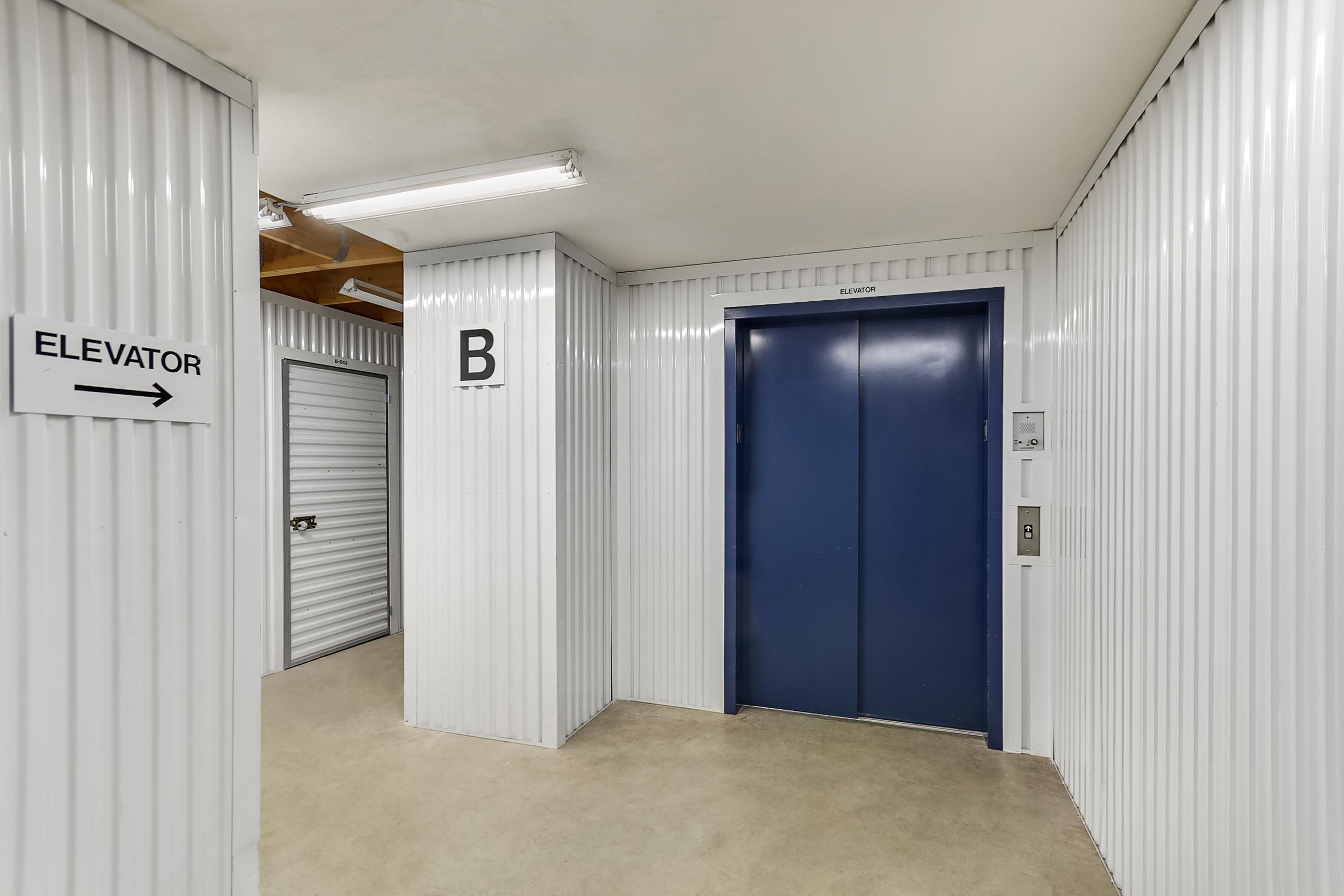 Inside Storage Units Monroe, WA