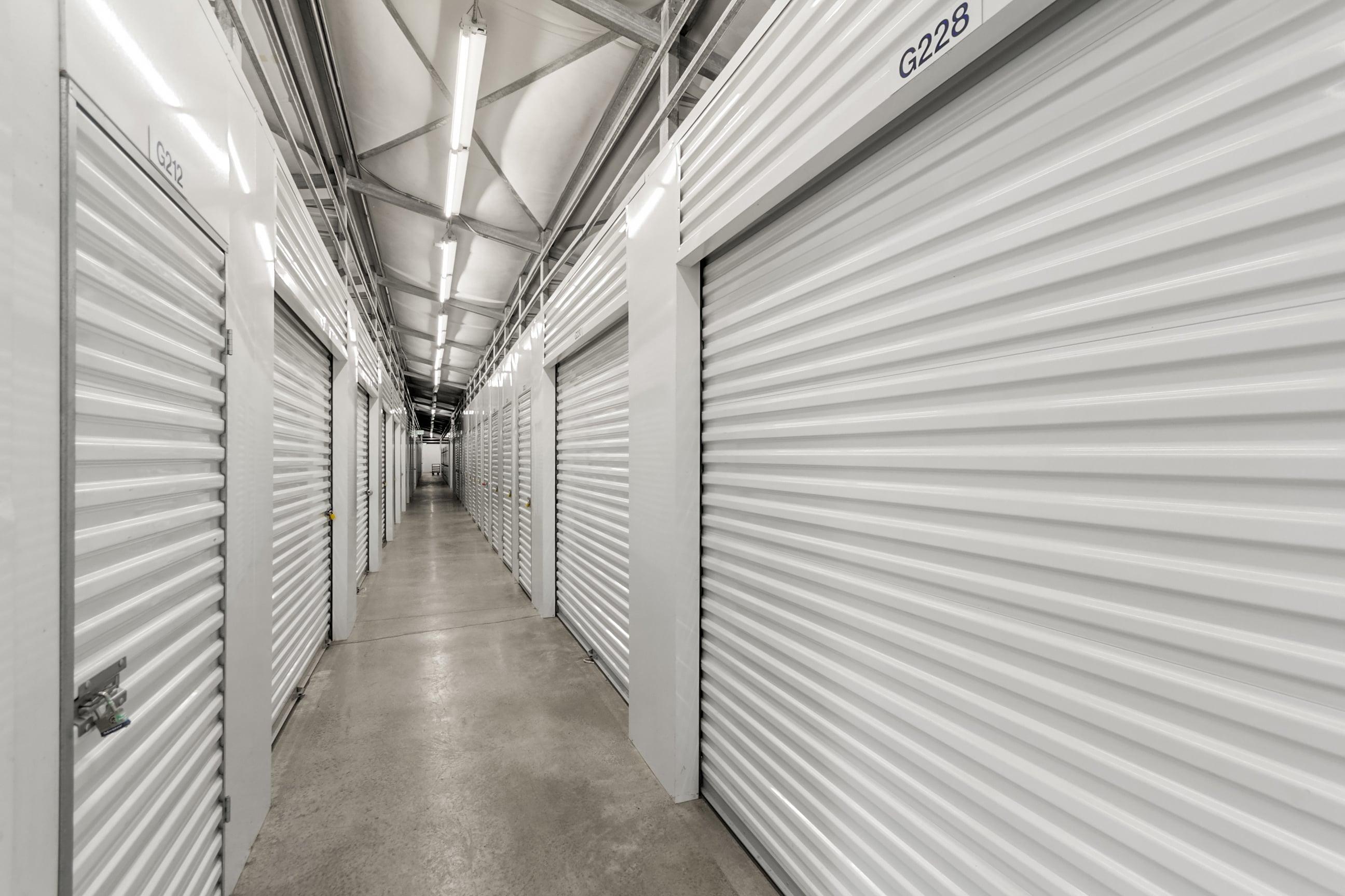 Interior Self Storage Monroe, WA