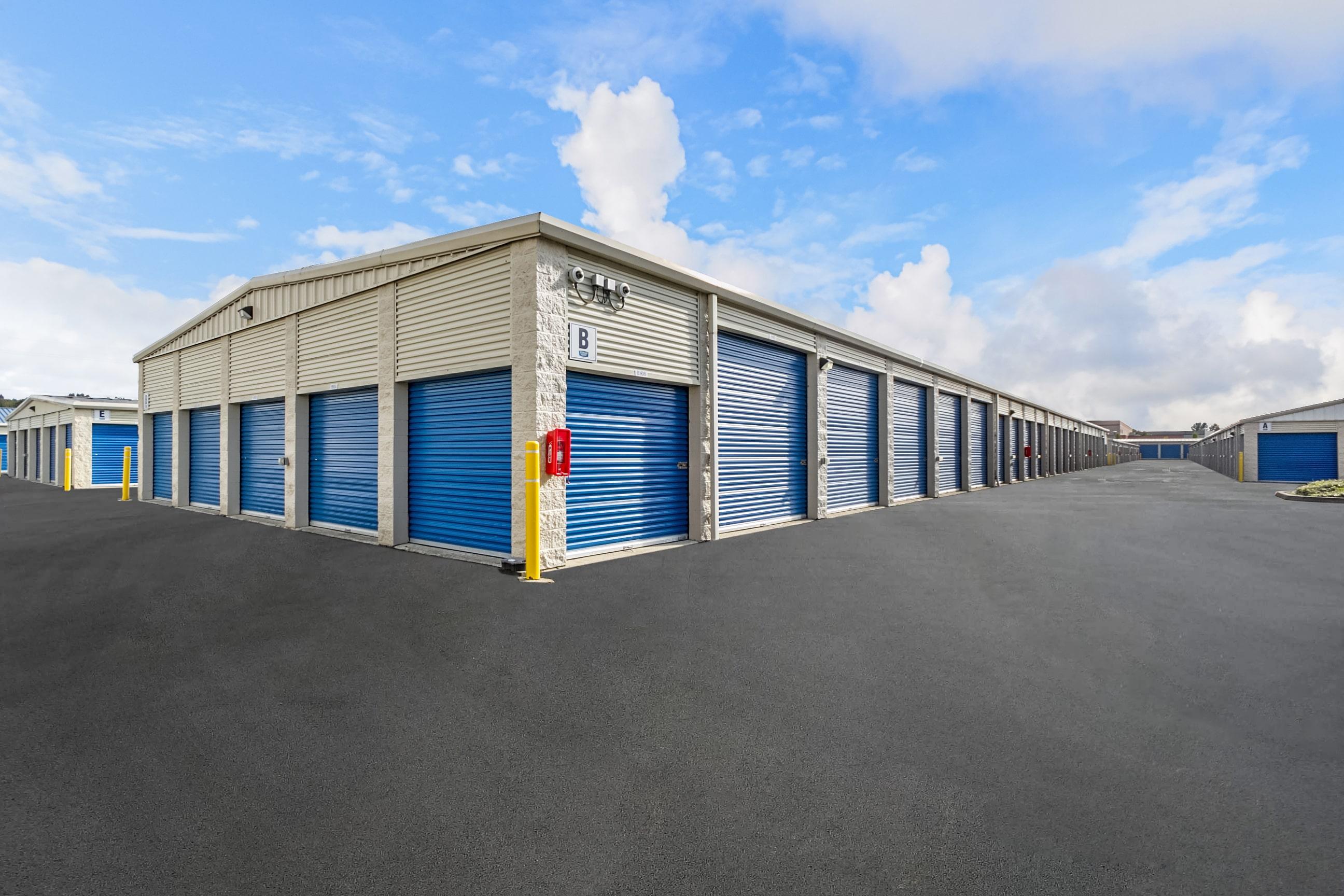 Large Self Storage Units Monroe, WA
