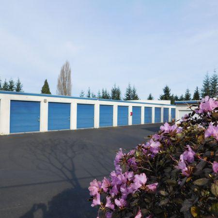 Exterior Self Storage Units Kirkland, WA