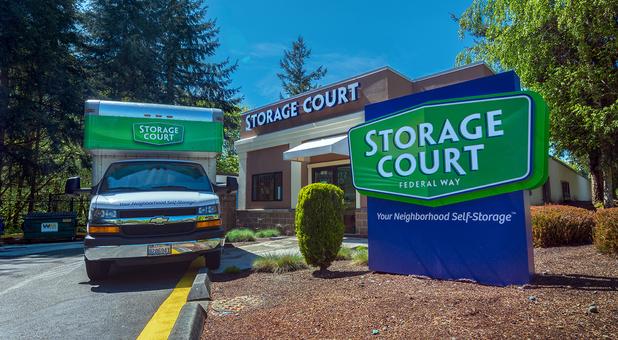Storage Court - Federal Way