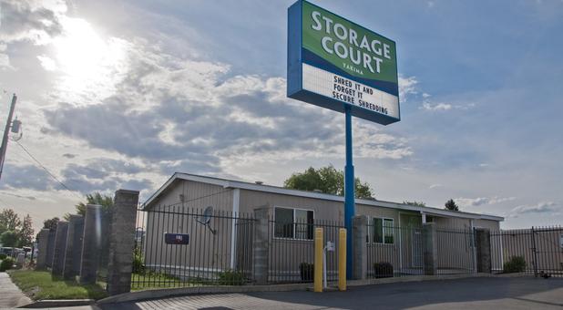 Storage Court - Yakima