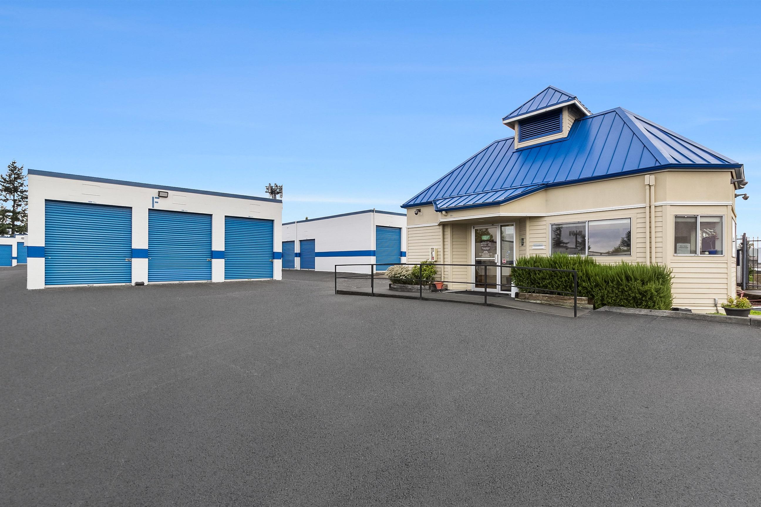 Self Storage Tacoma, WA