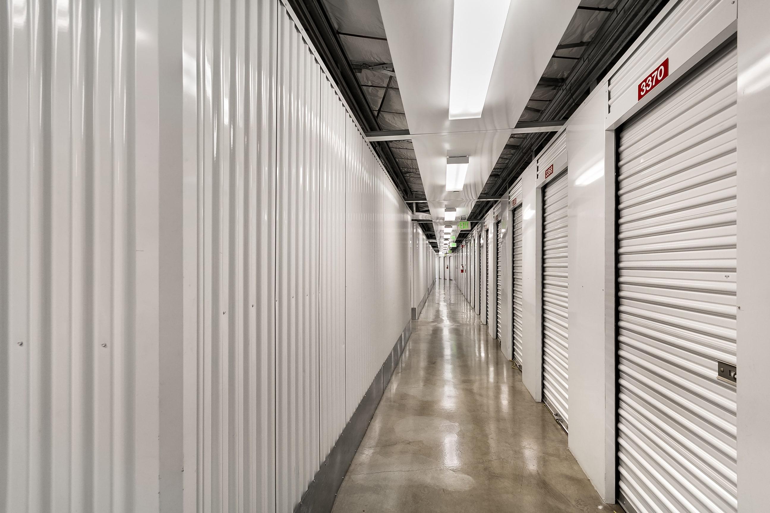 Interior Storage Units Tukwila, WA