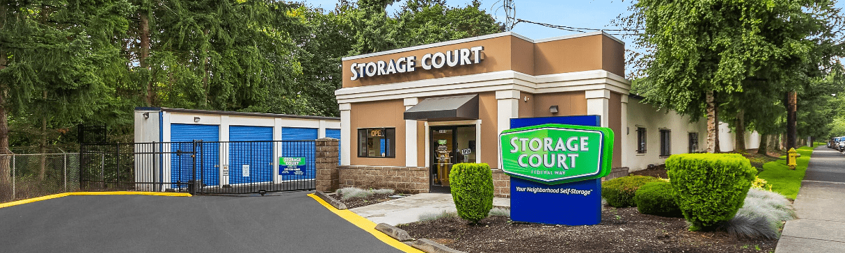 Storage Court- Federal Way