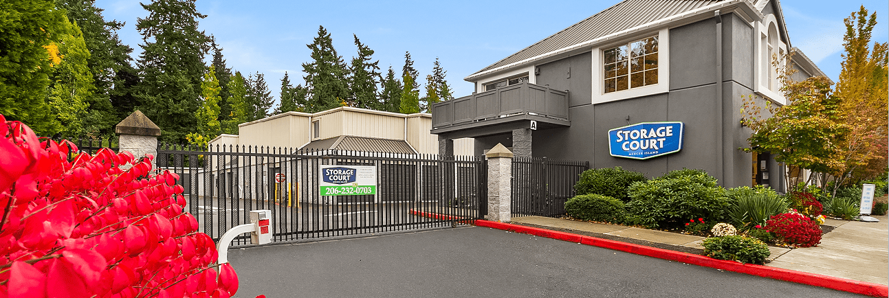 Storage Court-Mercer Island
