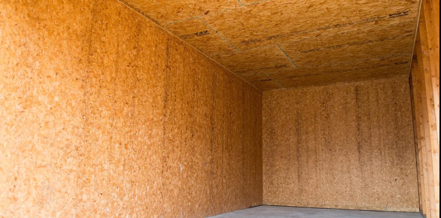 Interior of storage unit in warren oh