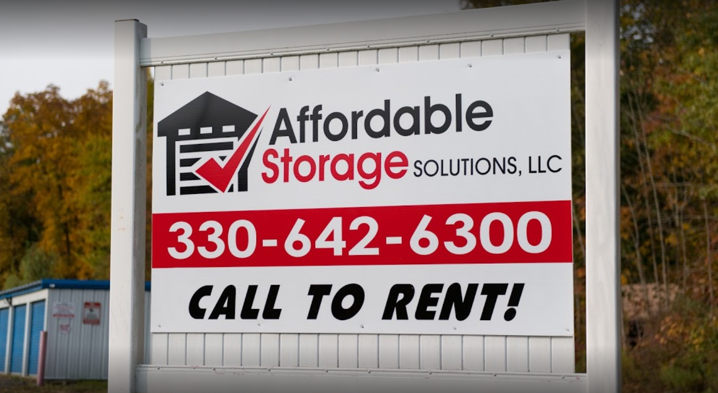 affordable storage solutions is here to help