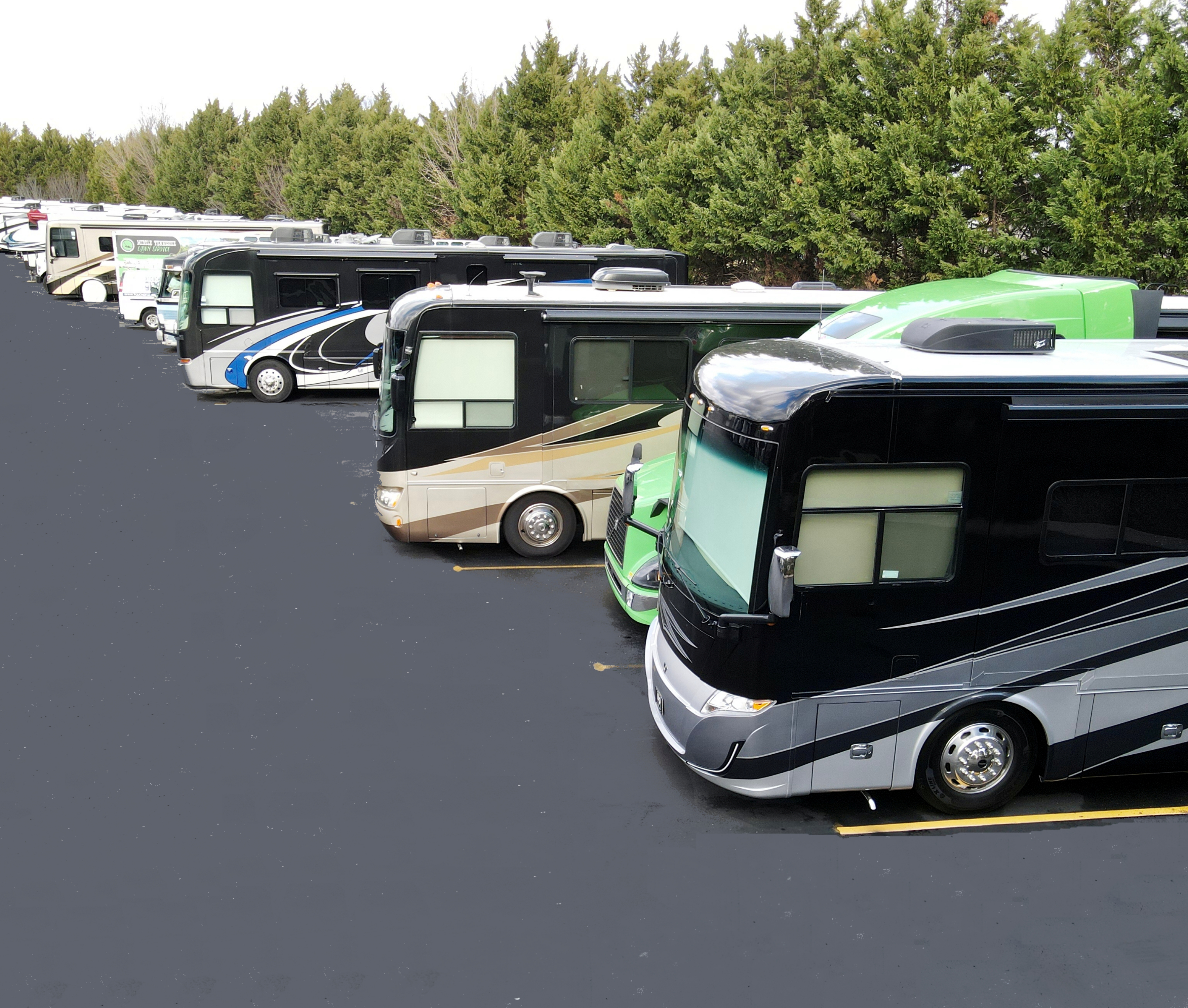 RV Parking in Tennessee