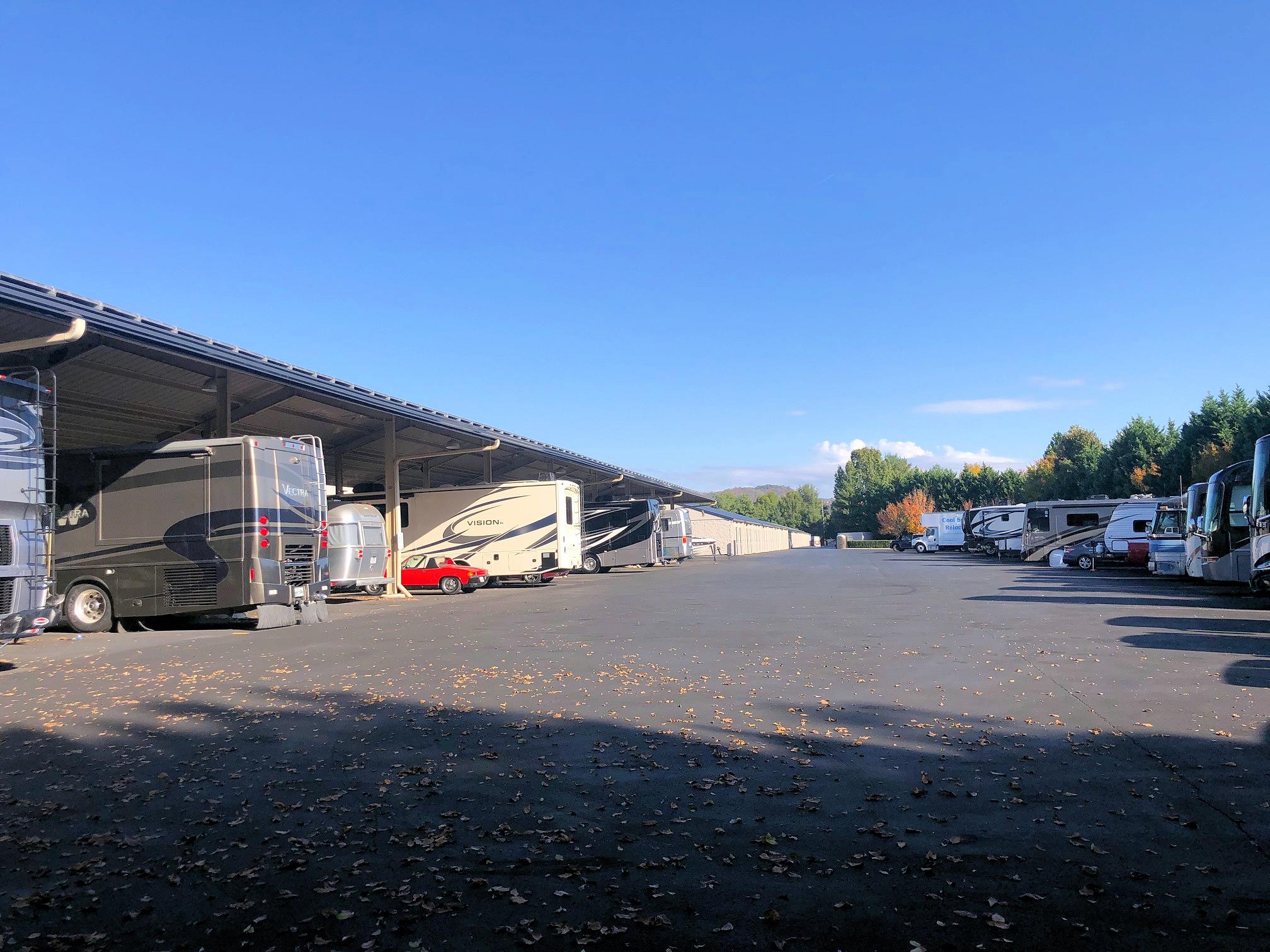 RV Parking in Franklin, TN