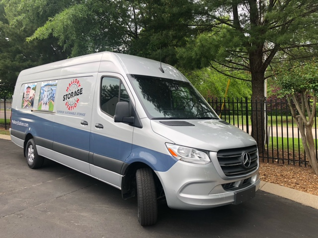 Mallory Station Storage Sprinter Van