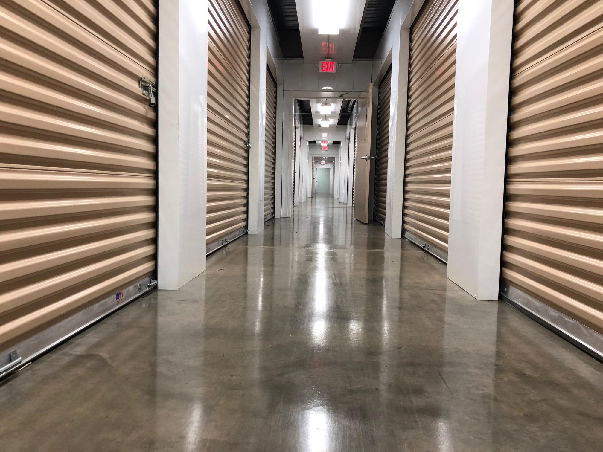 Sealed Hallways