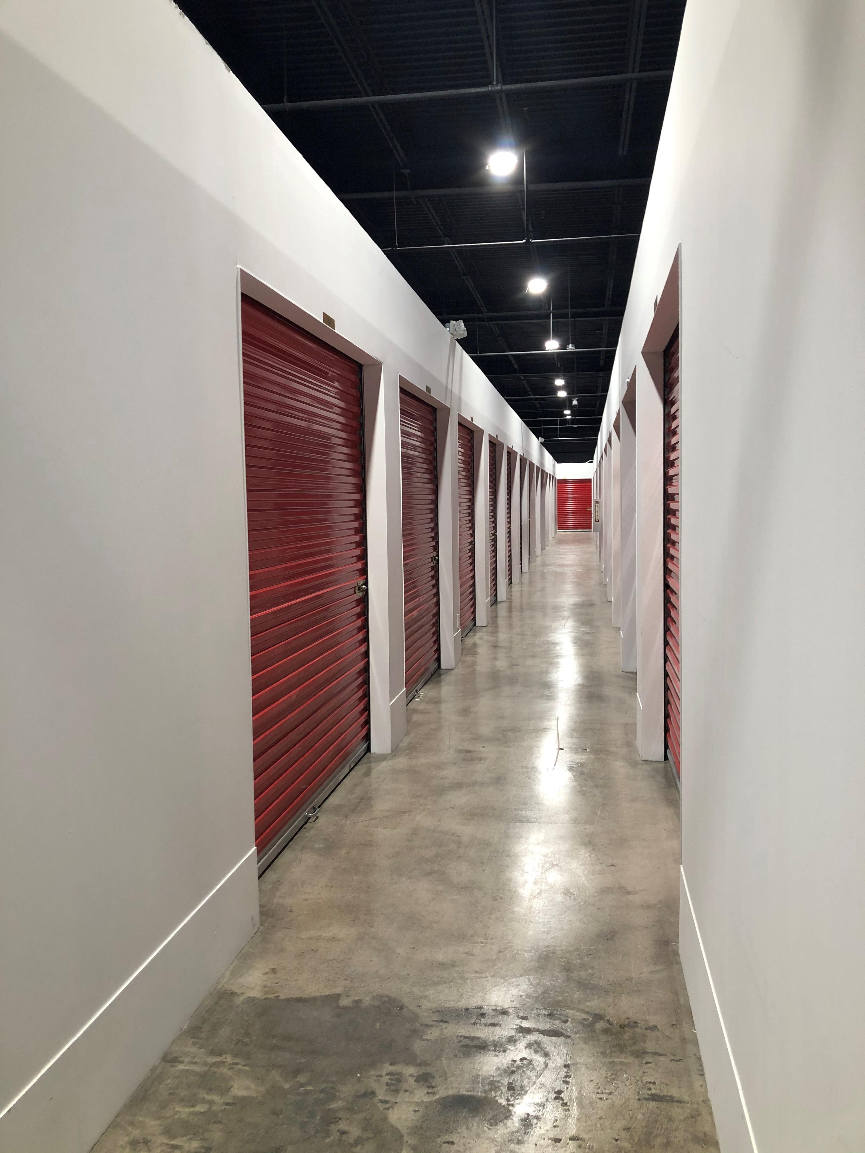 clean storage facility  Alcoa, TN