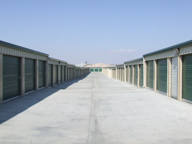 Secure Storage in Lancaster, CA