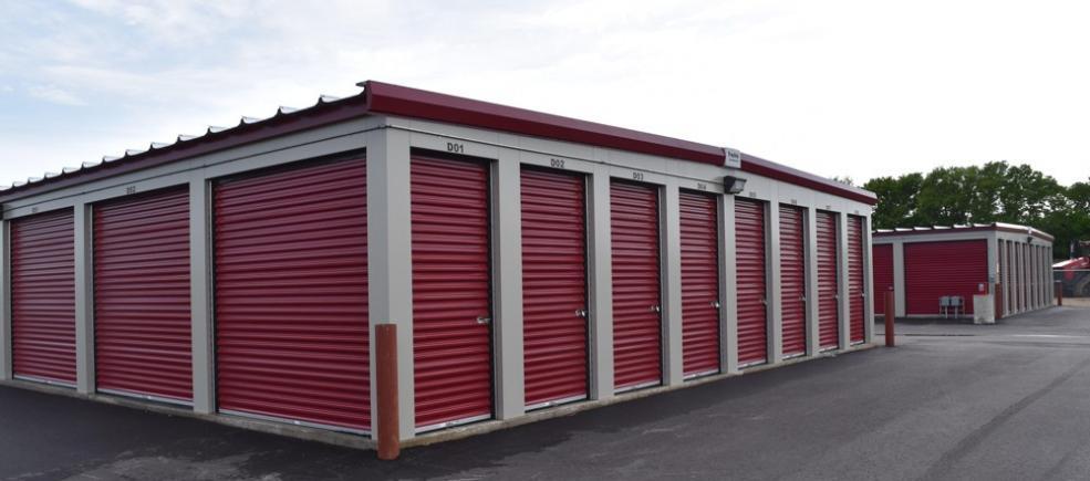 Cedar Falls Storage Units Dandk Organizer