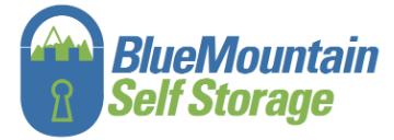 BlueMountain Self Storage