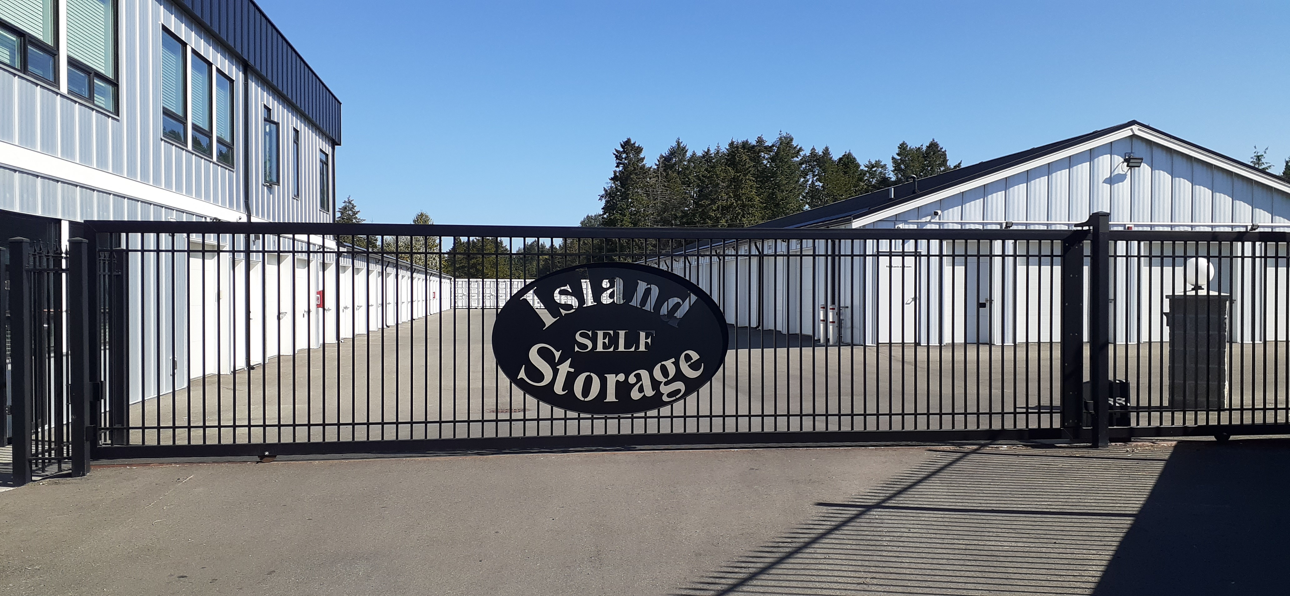 Gate Access Island Self Storage