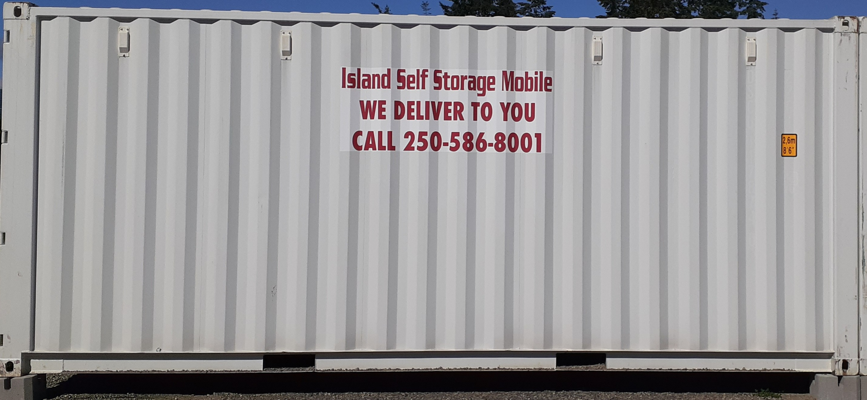 Mobile Storage Units Available