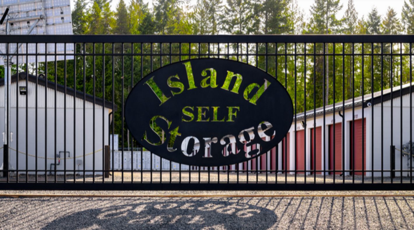 Island Self Storage - Parksville
