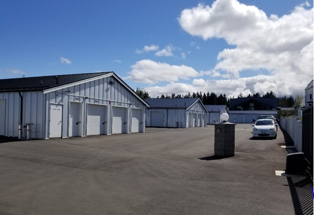 Storage Units in Coombs, BC