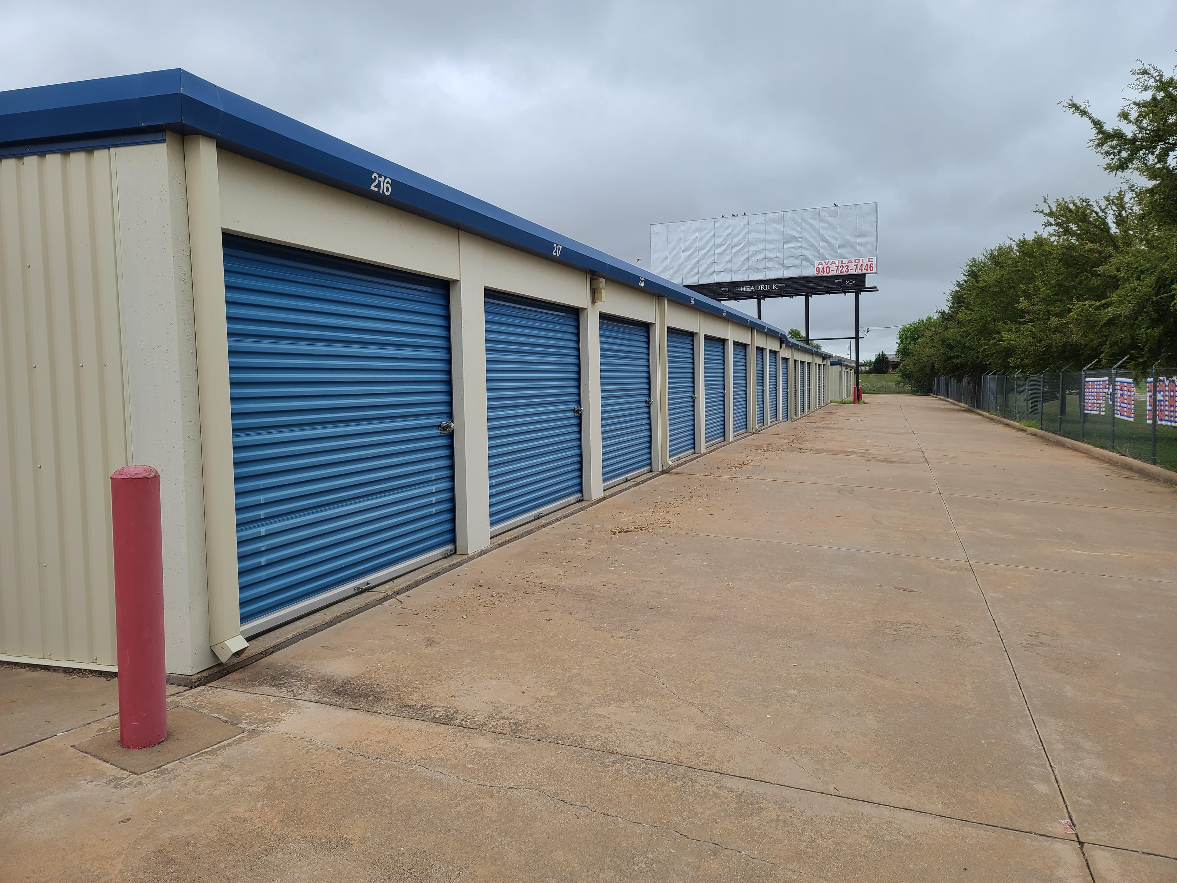 KO Storage of Wichita Falls - North