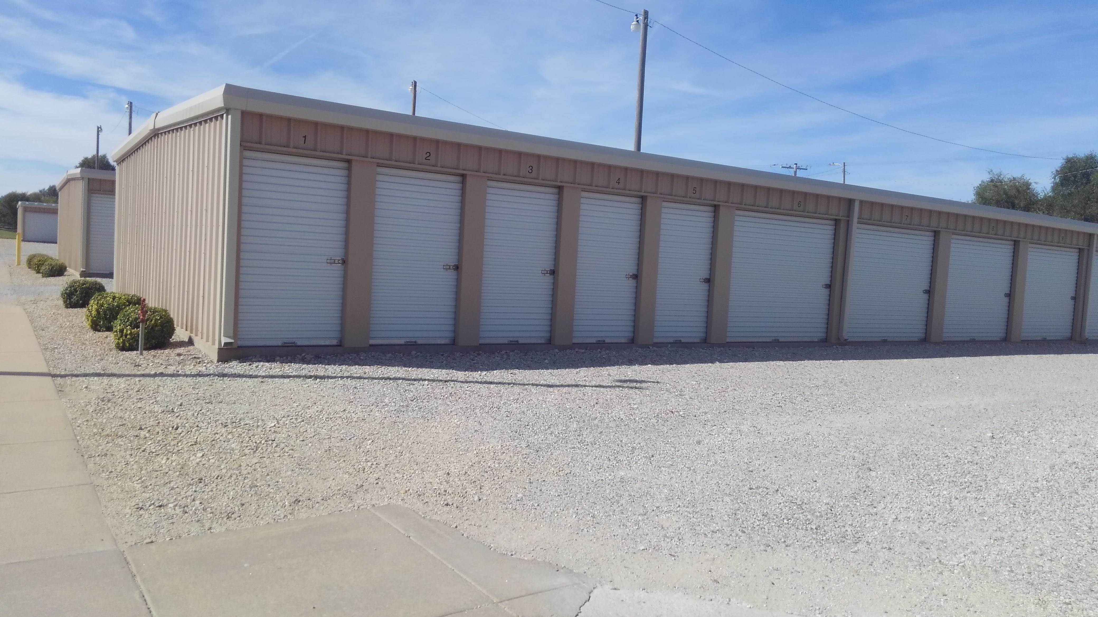 Self Storage in in Hutchinson, KS
