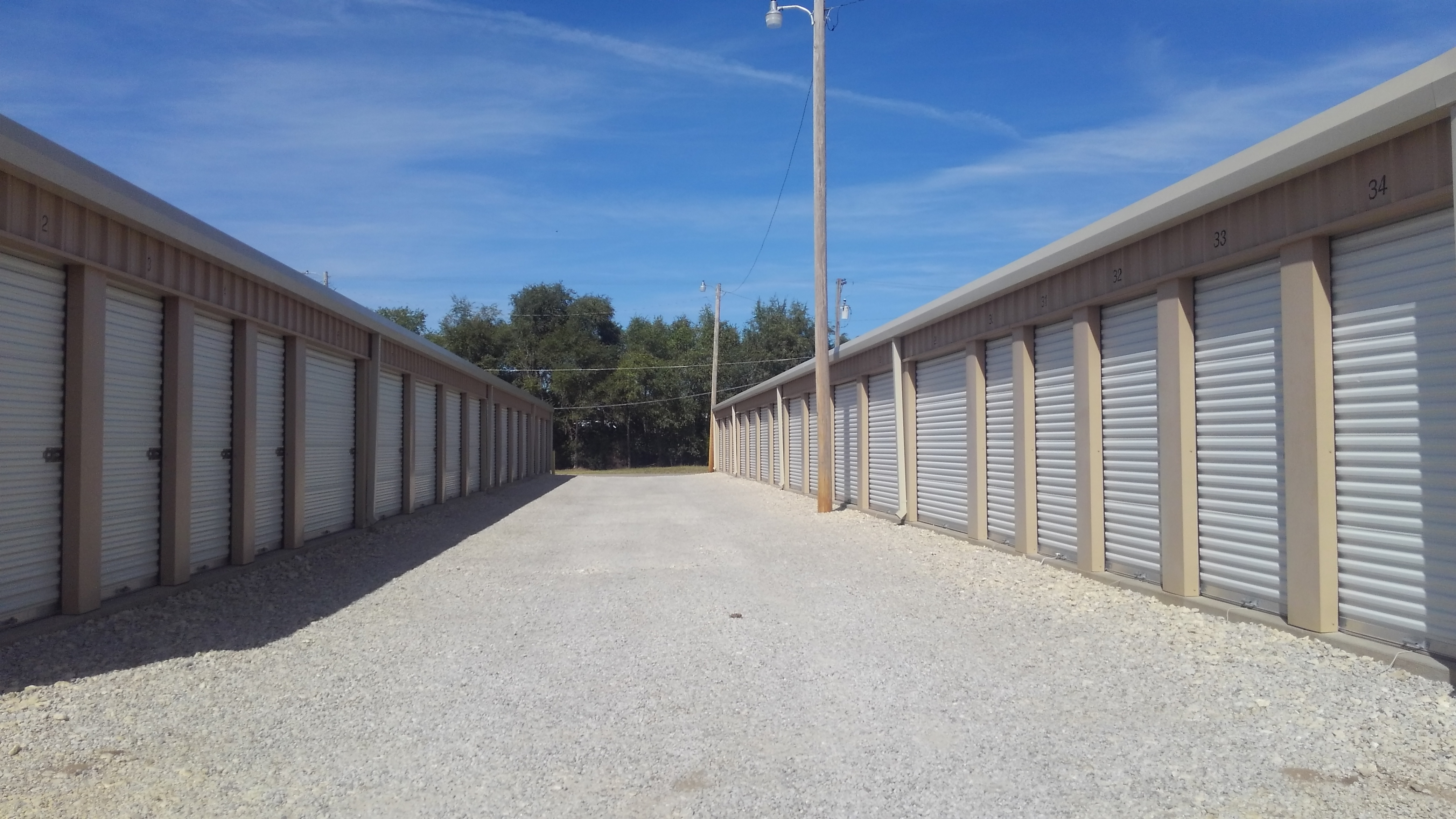 Storage Units in Hutchinson, KS