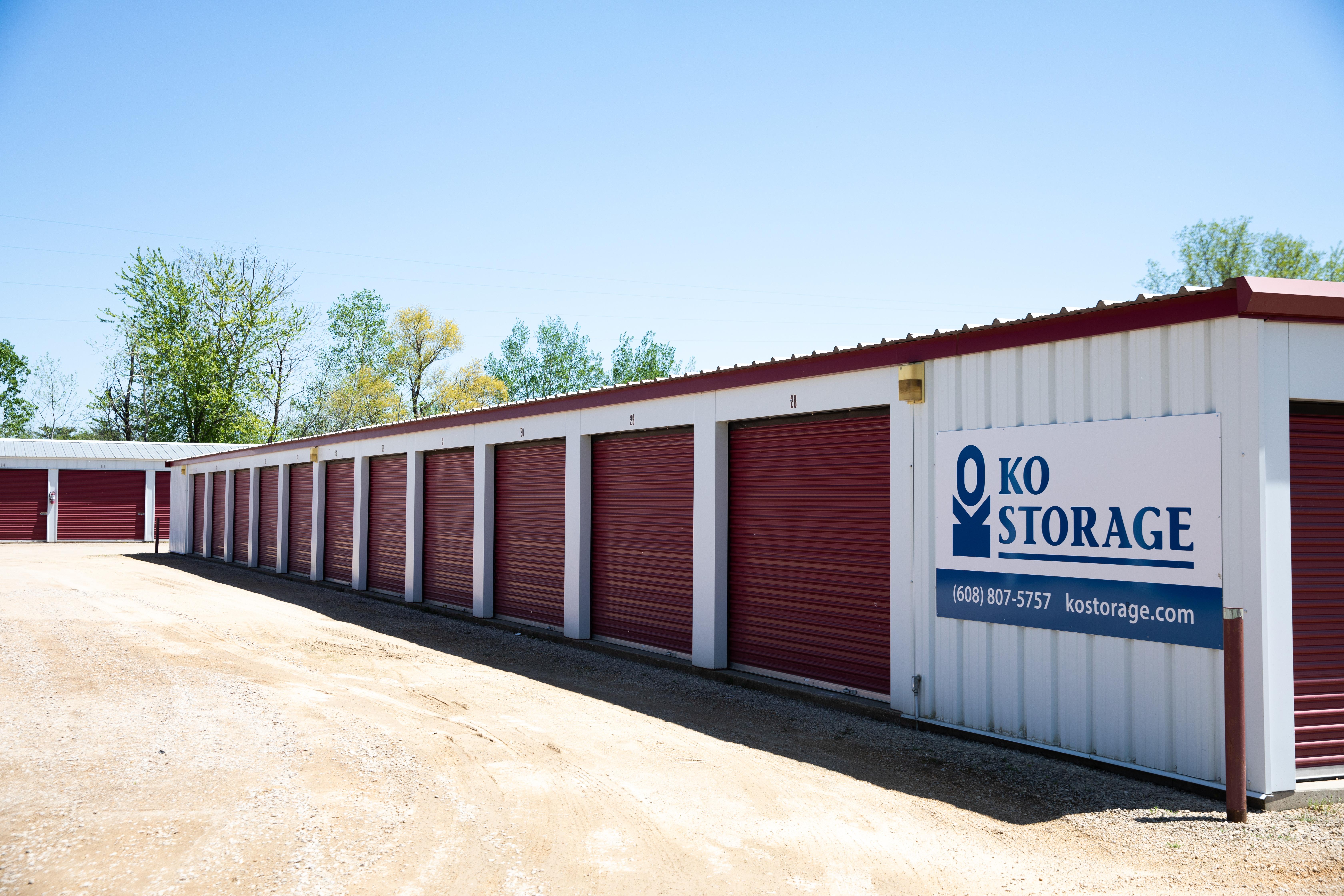 KO Storage of Tomah Superior