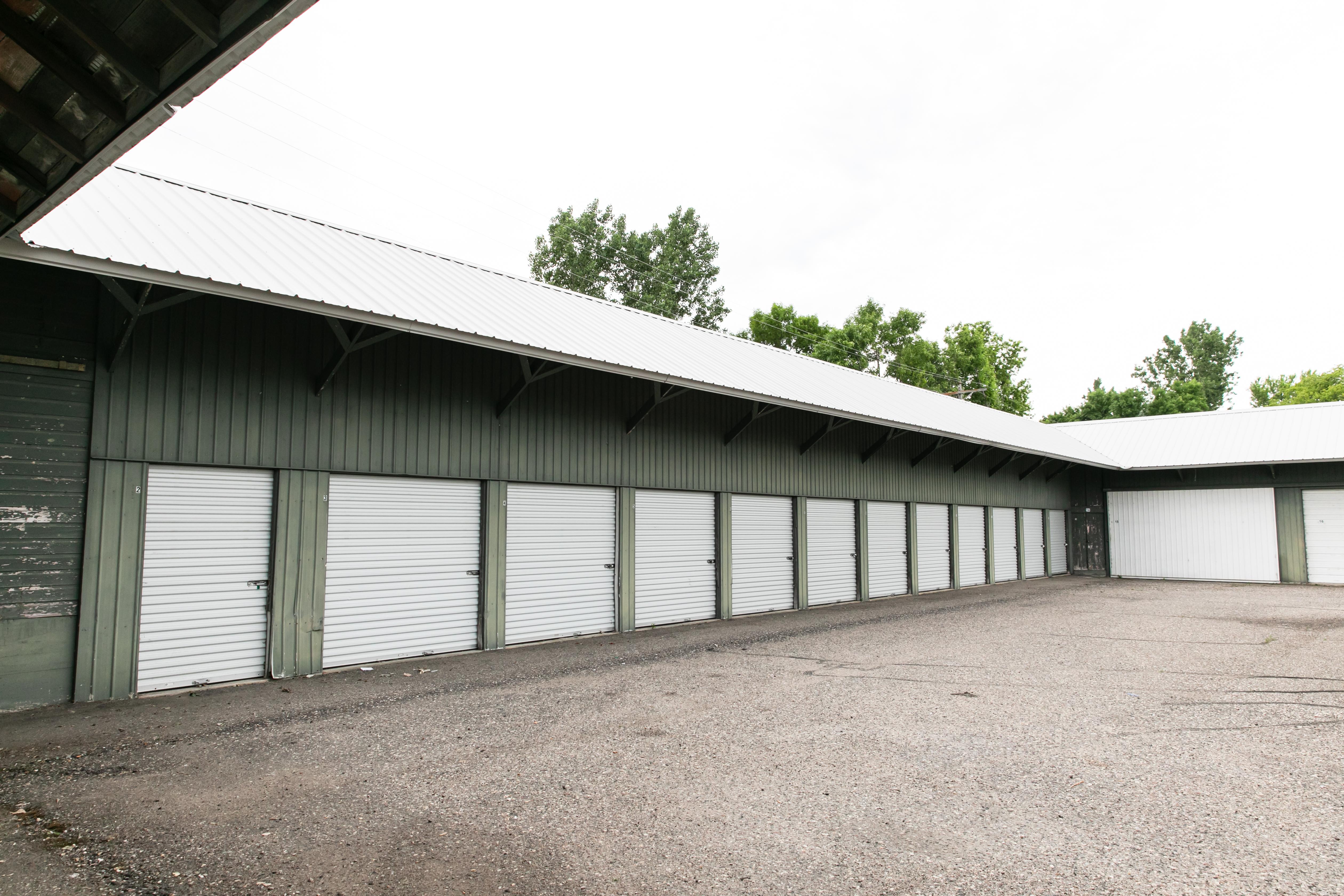 KO Storage of Maple Lake - Lumber