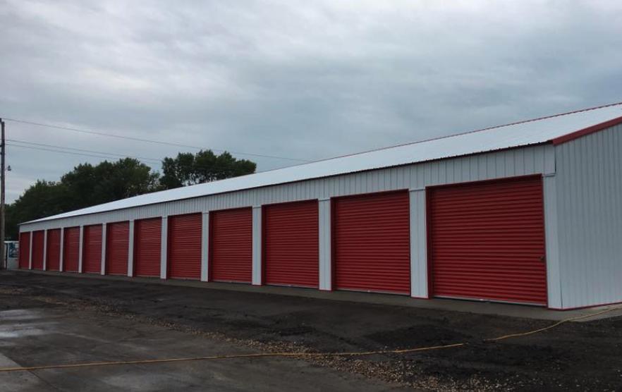 KO Storage Units in Jamestown, ND