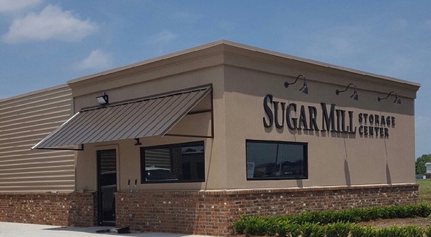 Sugar Mills Storage Center building