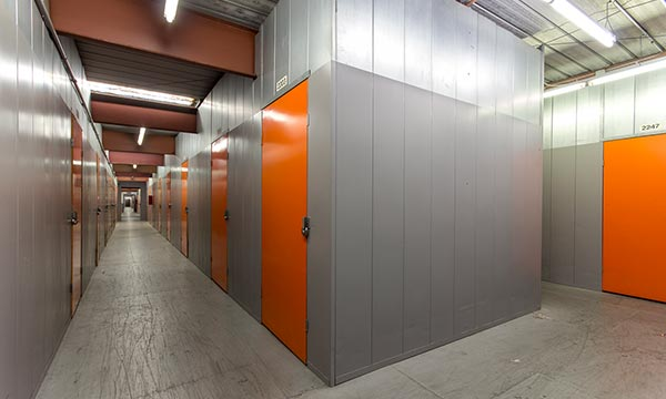 Indoor Self Storage, Climate Control