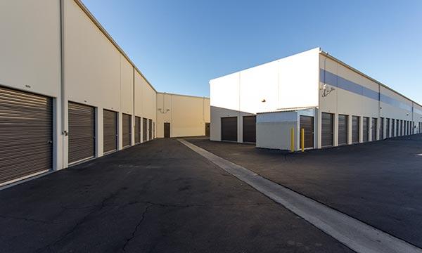 Drive Up Access Self Storage near Paramount
