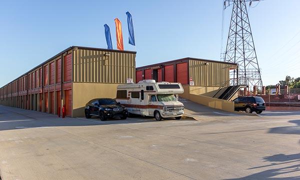RV and Vehicle Storage near Redondo Beach