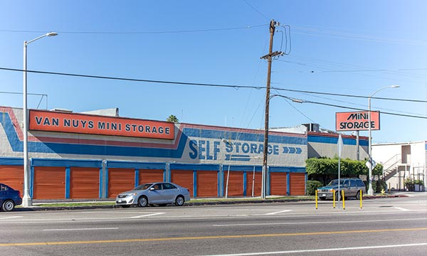 Van Nuys Mini Storage, California Self Storage