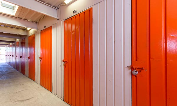 Indoor Climate Control Self Storage Units