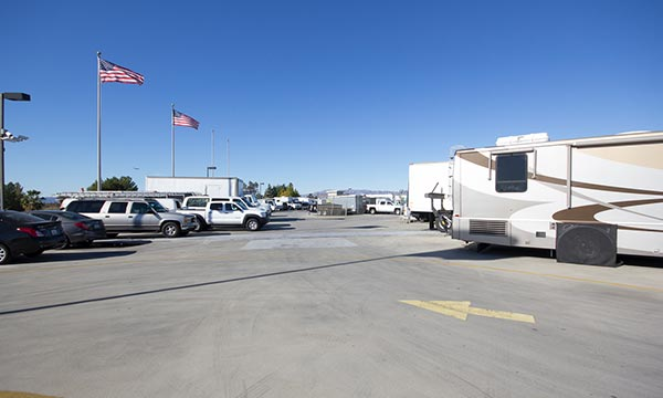 RV Self Storage