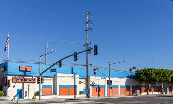 Self Storage Near Anaheim