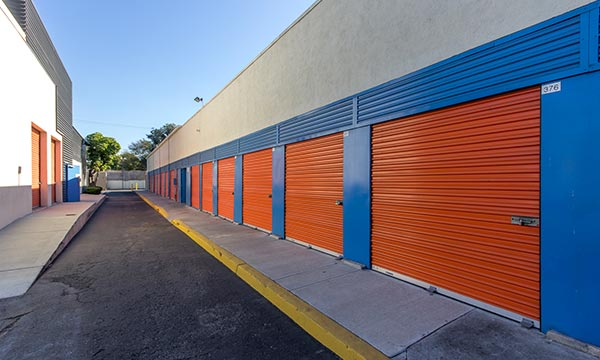 Drive Up Access Self Storage in Anaheim