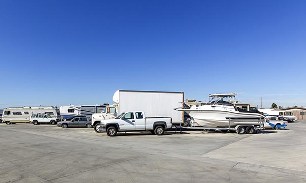 RV and Boat Storage near Santa Anna