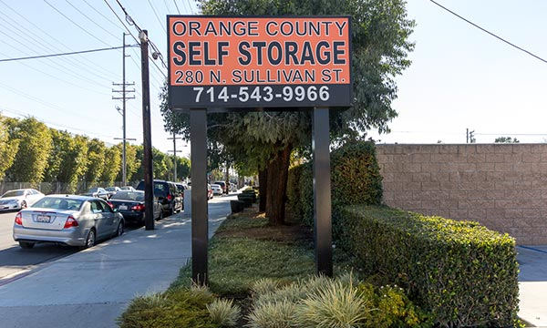 Orange County Self Storage