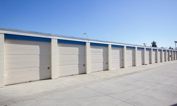Storage Units In Santa Ana California 92703 Self