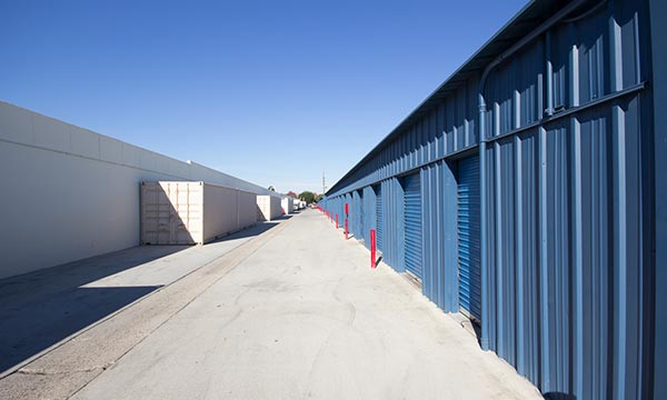 Drive Up Access Self Storage near Orange County