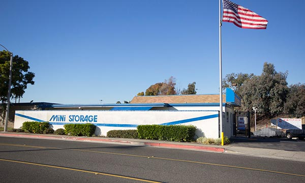 Costa Mesa Self Storage